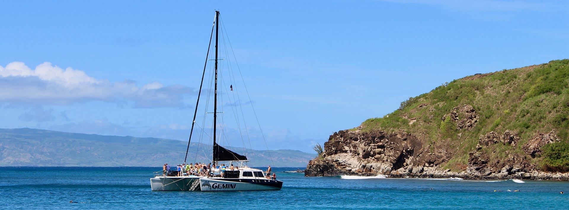 Gemini Sailing Charters - Contact