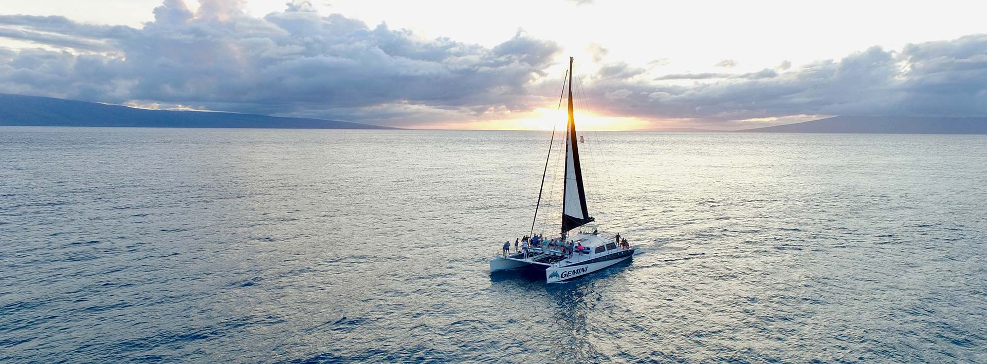 Gemini Sailing Charters - Sunset Sail