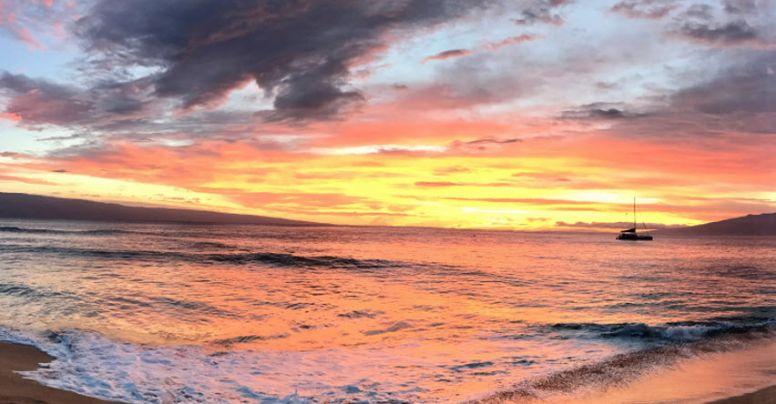 Maui Sunset Sail